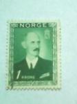 Sellos del Mundo : Europa : Noruega : norge