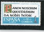 Sellos de Europa - España -  1512- CAMPAÑA CONTRA EL HAMBRE.