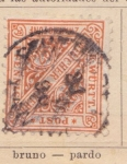 Sellos de Europa - Alemania -  Wurtemberg Ed 1881