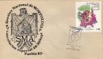 Sellos del Mundo : America : México : sobre cancelación especial-5va reunion nacional de morfologia