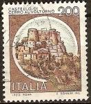 Sellos del Mundo : Europa : Italia : Castillo del Cerro al Volturno