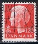 Stamps Denmark -  Scott  546  Reina Margrethe