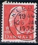 Stamps Denmark -  Scott  630  Reina Margrethe