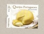 Sellos de Europa - Portugal -  Quesos portugueses