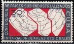Sellos de America - Cuba -  Países Sub-Industrial.