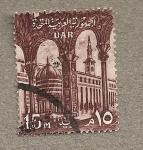 Stamps Egypt -  Mezquita
