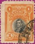 Sellos de America - Perú -  Personajes: José de San Martín.