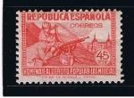 Stamps Spain -  Edifil  795  Homenaje al Ejército Popular.