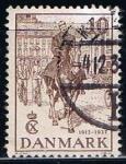 Stamps Denmark -  Scott  259  Rey Cristian X
