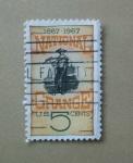 Stamps United States -  Granjero.