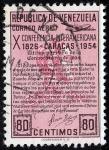 Stamps Venezuela -   X Conf. Interamericana
