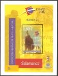 Sellos de Europa - España -  3878 - Exposición mundial de filatelia juvenil en Salamanca