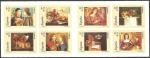 Stamps Spain -  3925 a 3932 - Goyo Domínguez, serie  La música
