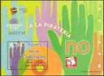 Stamps Spain -  3949 - Música, no a la piratería
