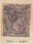 Sellos del Mundo : America : Cuba : Alfonso XII Ed 1877