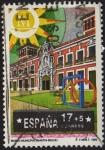 Sellos de Europa - España -  3228.- Madrid Capital Europea de la Cultura 1992 (II Serie)