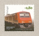 Stamps Portugal -  Transportes públicos