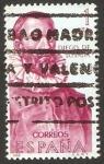 Stamps Spain -  1890 - Forjador de América, Diego de Losada
