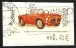 Stamps Spain -  105 - Pegaso Z-102 SS P Spyder Serra Prototipo 1955
