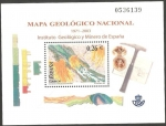 Stamps Spain -  4036 - Plan Magna, Mapa Geológico Nacional