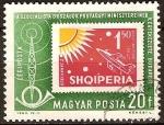 Sellos del Mundo : Europa : Hungría : Conf.. de Ministros de postales de los países comunistas