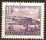 Sellos del Mundo : Europa : Hungría : Facultad de Medicina, Szombathely