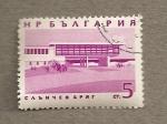 Stamps Bulgaria -  Terminal aeropuerto