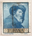 Stamps : Europe : Spain :  Velázquez - Menipo