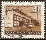 Sellos del Mundo : Europa : Hungría : Terminal Central de Autobuses(Budapest).