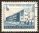 Sellos del Mundo : Europa : Hungría :  György Kilián escuela de la calle.