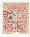 Stamps Europe - Germany -  Bayern