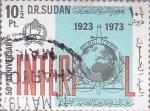 Sellos del Mundo : Africa : Sudán : 50th aniver. de la interpol