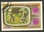 Stamps United Arab Emirates -  Fujeira - Apolo 16