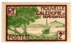 Stamps : Oceania : New_Caledonia :  serie