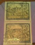 Sellos de Europa - Austria -  Monestries sello postal de austria 1990