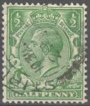 Stamps : Europe : United_Kingdom :  REINO UNIDO_SCOTT 187.02 JORGE V. $0.9