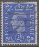 Stamps : Europe : United_Kingdom :  REINO UNIDO_SCOTT 262 REY JORGE VI. $0.4