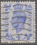 Stamps : Europe : United_Kingdom :  REINO UNIDO_SCOTT 285 REY JORGE VI. $2.0