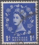 Stamps : Europe : United_Kingdom :  REINO UNIDO_SCOTT 354.02 REINA ISABEL. $0.2