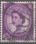 Stamps : Europe : United_Kingdom :  REINO UNIDO_SCOTT 358.02 REINA ISABEL. $0.2
