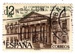 Stamps : Europe : Spain :  union interparlamentaria