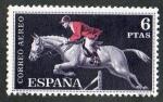 Sellos de Europa - España -  1318-  DEPORTES .HÍPICA.