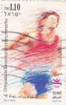 Stamps Israel -  olimpiada Barcelona 92