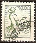 Sellos del Mundo : America : Brasil : Pescador.