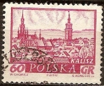 Sellos del Mundo : Europa : Polonia : Kalisz