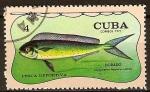 Sellos del Mundo : America : Cuba : Pesca deportiva (Dorado).