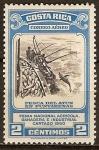 Sellos del Mundo : America : Costa_Rica : Feria Nacional Agricula,Ganadera e Industrial-Cartago 1950