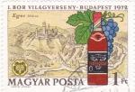 Sellos de Europa - Hungría -  i.bor vilaverseny