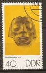 Stamps Germany -  ESCULTURA