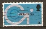 Stamps United Kingdom -  EMBLEMA